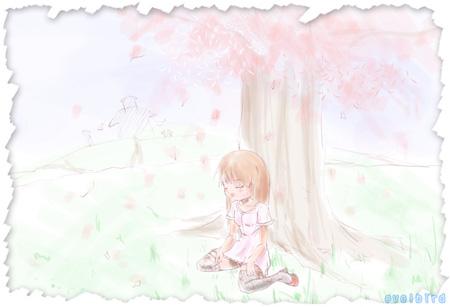 春のうたた寝